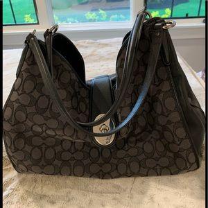 Coach bag - black